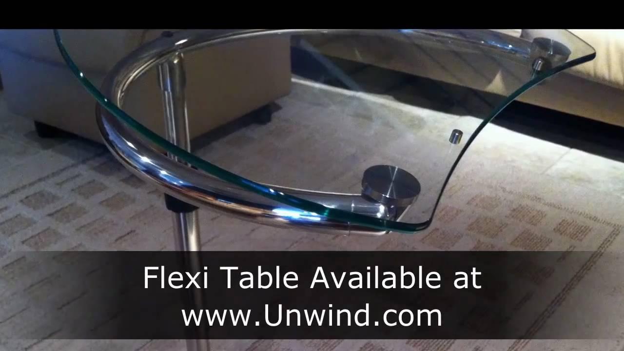 new ekornes flexi table youtube. Black Bedroom Furniture Sets. Home Design Ideas