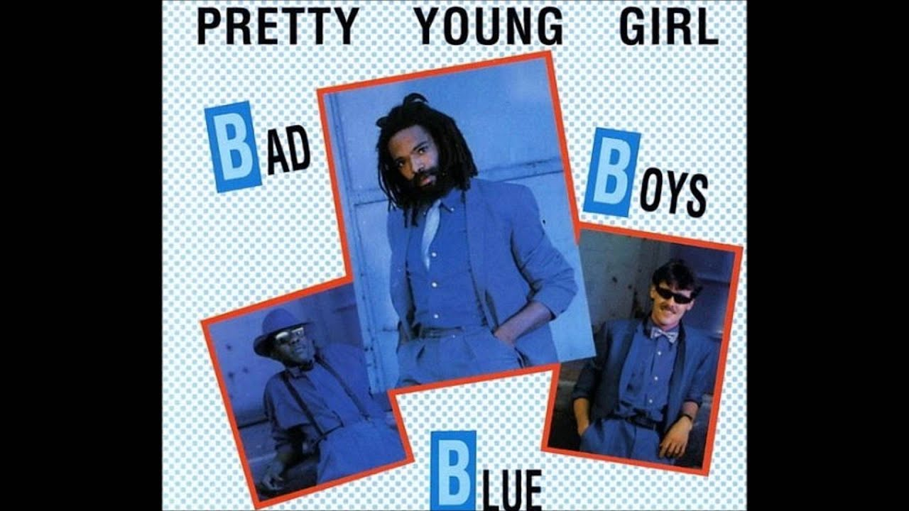 blue girl pretty boys Bad young