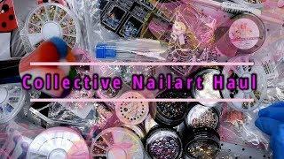 Huge Collective Nailart Haul | EBay | Wish | AliExpress