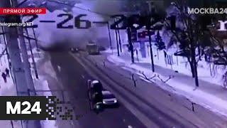 Фото Момент взрыва в Нижнем Новгороде попал на видео - Москва 24