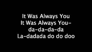 "Ingrid Michaelson- ""Always You"" bonus track Lyrics"