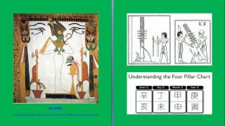 AUSAR & RASING THE DJED PILLAR DECODED--YOUR DNA CHART