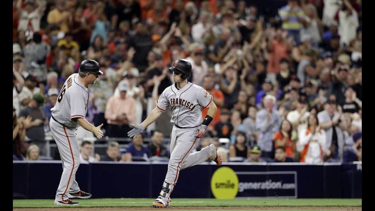 Giants win, but blister issues for Cueto, who says baseballs different this year