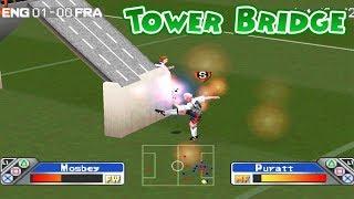 Jurus Tim (Negara) Di Game Super Shot Soccer PS1 #Part4