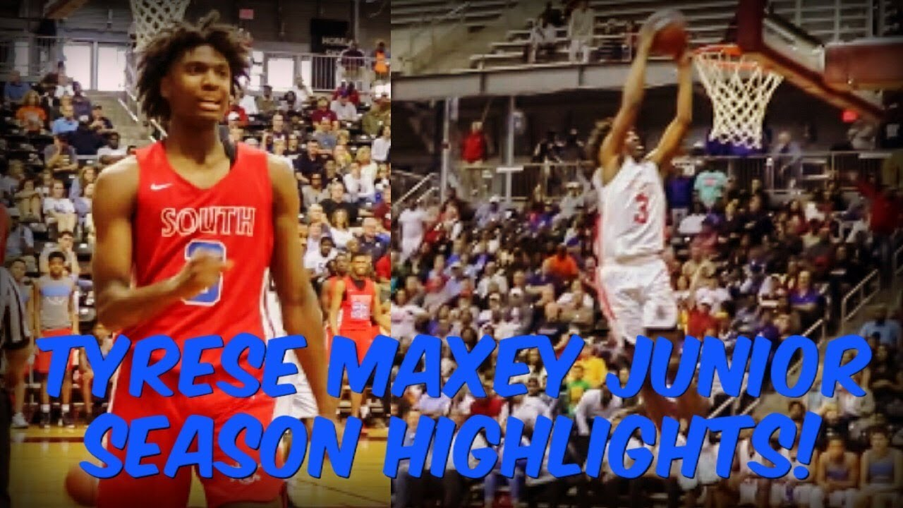 Tyrese Maxey Junior Season Highlights ...
