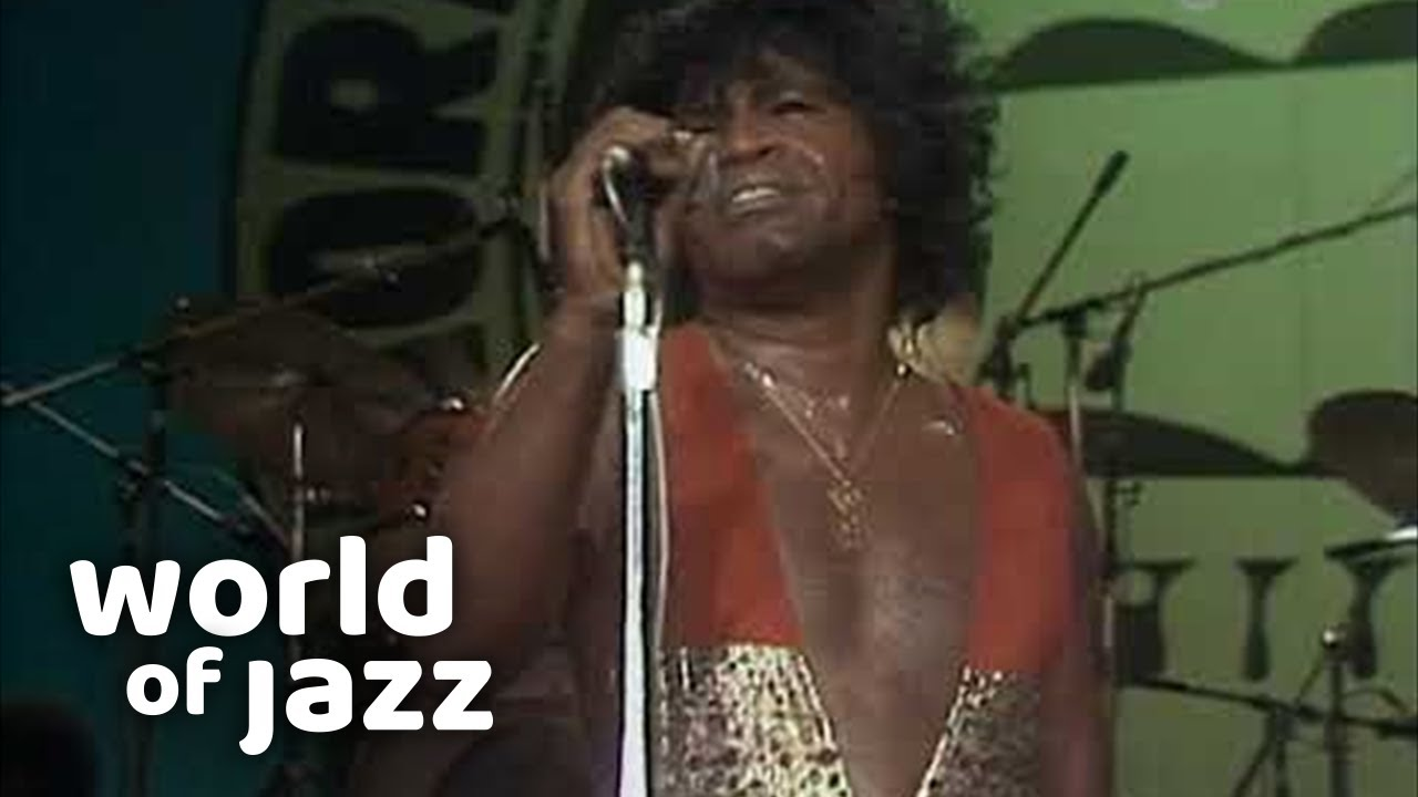 Download James Brown - Cold Sweat &  Papa's Got A Brand New Bag - Live - 11 July 1981 • World of Jazz