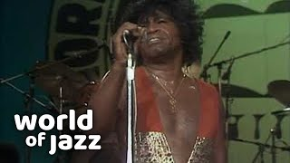 James Brown - Cold Sweat &  Papa's Got A Brand New Bag - Live - 11 July 1981 • World of Jazz
