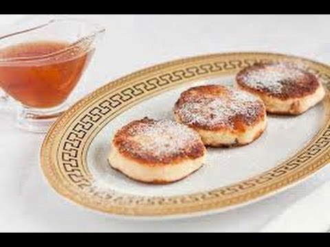 Сырники из творога пошаговый фото рецепт приготовления