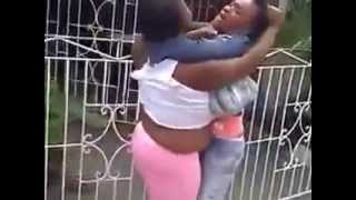 Crazy Jamaican Woman Fight!!!!! Maaaaaad