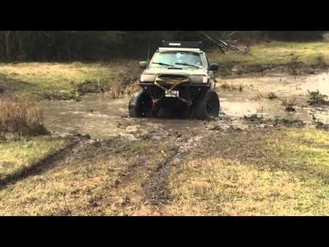 2WD 4Runner Muddin