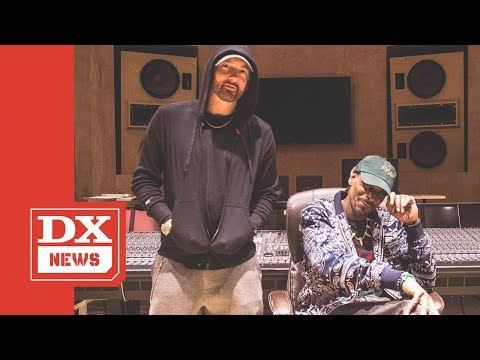 "Eminem And Snoop Dogg Seen In The Studio Together And ""B*tch Please Part 3"" Rumors Surface Mp3"