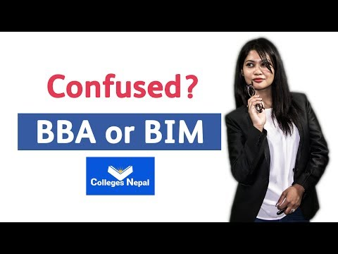 BBA or BIM: What to Study? Learn about Career, Scope, Opportunities of BBA and BIM Courses in Nepal