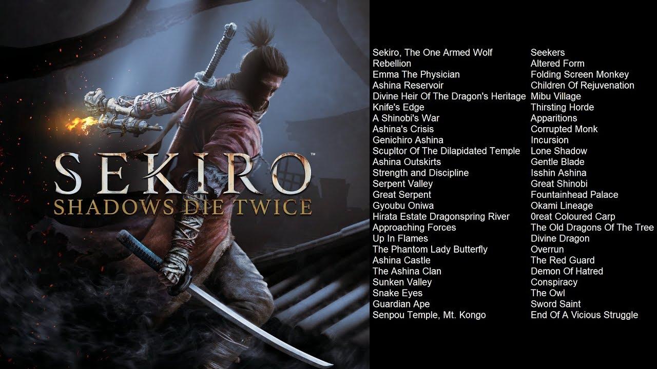 Sekiro: Shadows Die Twice (Original Soundtrack) | Full Album