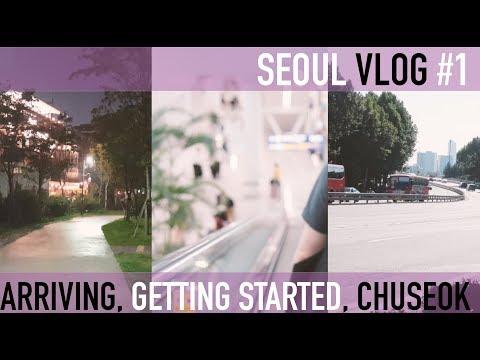 SEOUL VLOG 1# 2018 (Arriving in Seoul, Hangang & Hongdae Strolling, Flowerfest, MBC Radio)