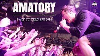 AMATORY - Back to Zero SPB A2 - 22 марта 2014 - ALL STAR TV / Интервью с группой AMATORY