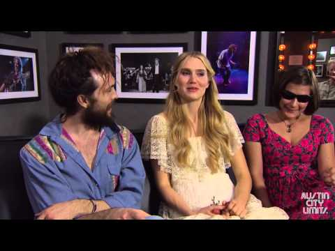 Edward Sharpe & The Magnetic Zeros   Austin City Limits Interview