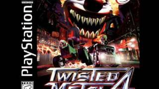 "Twisted Metal 4 Soundtrack - Tim Skold - ""Chaos"""