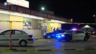 Dallas police hunt for killers after shooting in east Oak Cliff
