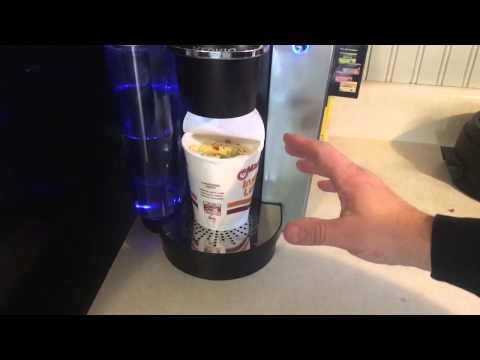 How To Make Ramen Noodles In Your Keurig Coffee Brewer - Correct Setting