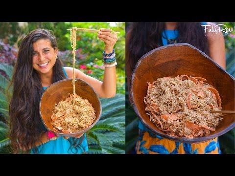 carrot-ginger-almond-kelp-noodle-pad-thai!-fullyraw-vegan!