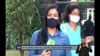 Repórter Cultura | Site para agendamento da vacina contra Covid-19 em Cuiabá é invadido por hackers