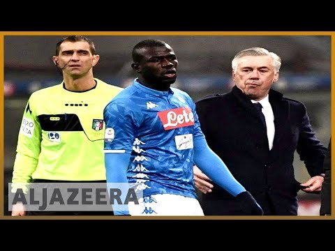 🇮🇹Outrage over racial abuse at Italy football match | Al Jazeera English