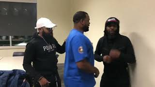 Mista Man meets up with Chico Bean and Karlous Miller for the Wild n Out tour