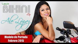 Ale Lopez – Febrero Cover Model