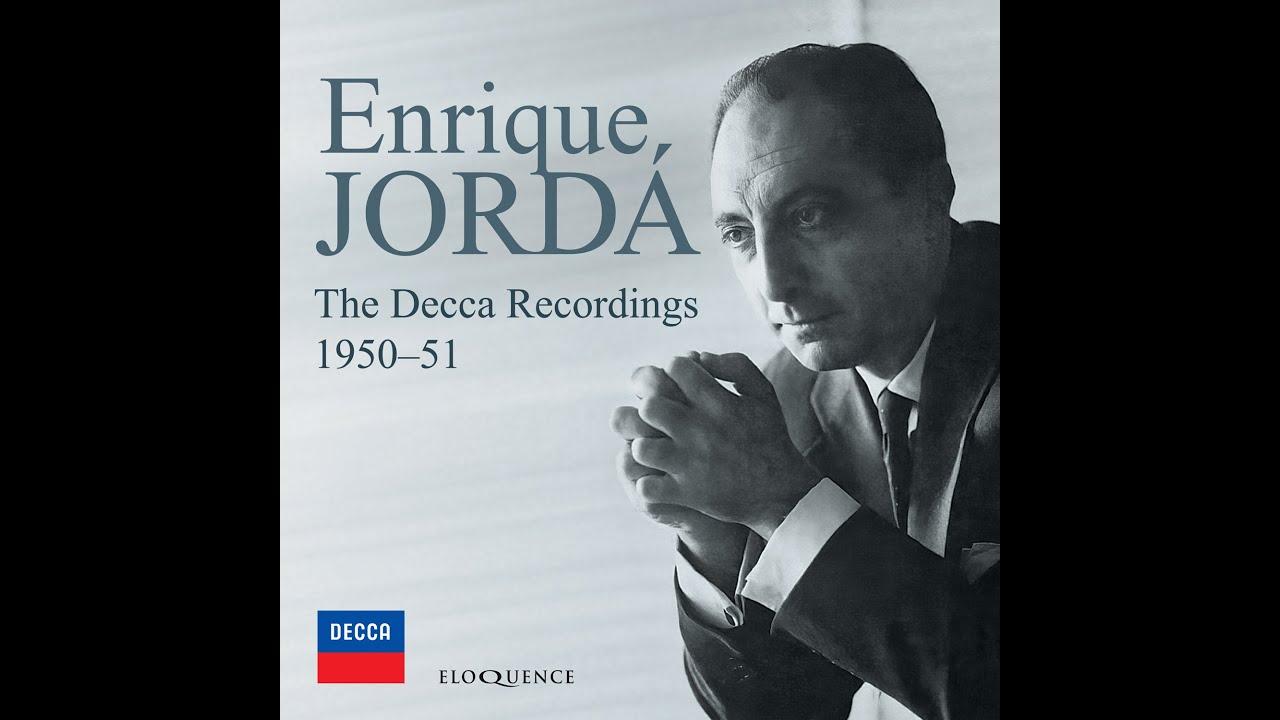 Eloquence Classics Release Batch 3, 2021 - Enrique Jorda