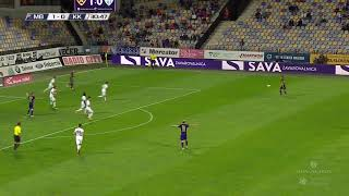 Video 6. krog: Maribor - Krško 3:2 ; Prva liga Telekom Slovenije 2017/18 download MP3, 3GP, MP4, WEBM, AVI, FLV November 2017
