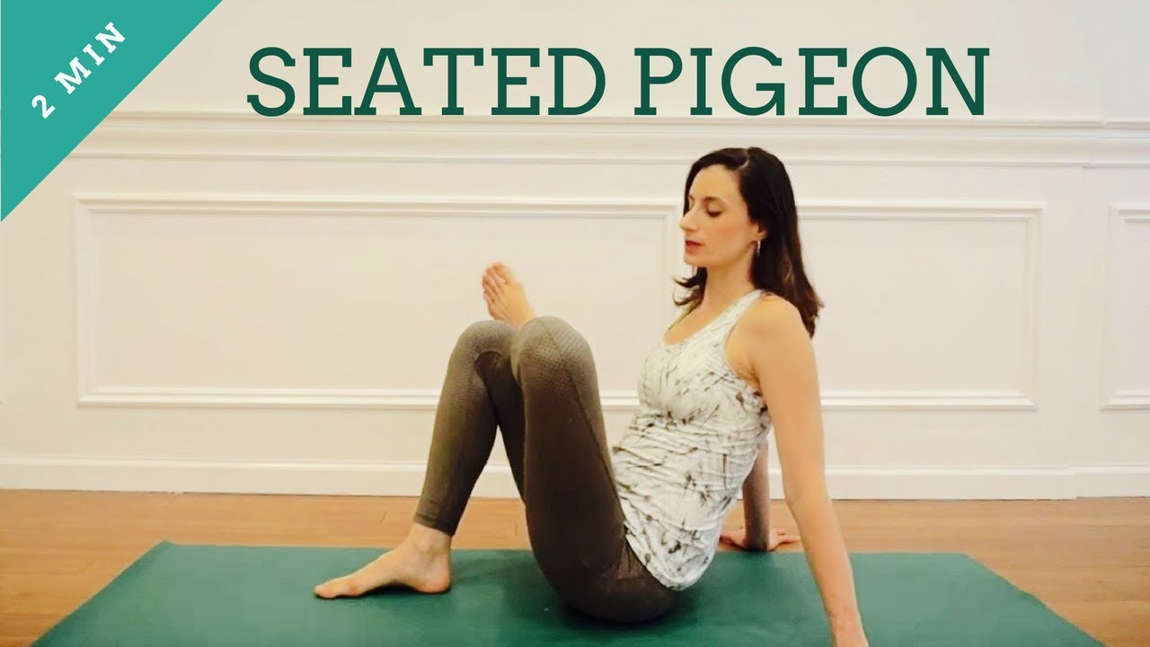 Pigeon Pose Yoga With Adriene