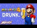 Drunk Mario Party 4 - The Jaboody Show