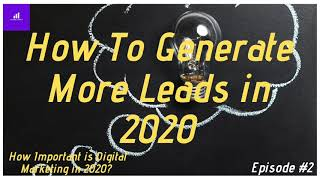 Accrue Agency - How Important is Digital Marketing in 2020? I How To Get Leads Online In 2020 🚀