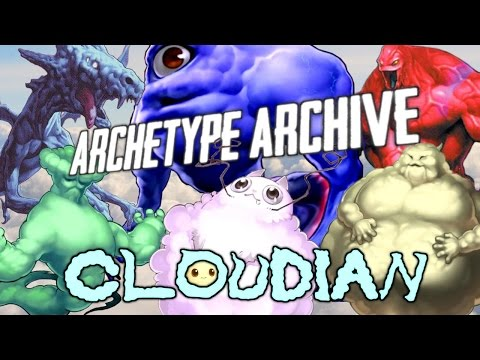 Archetype Archive - Cloudian