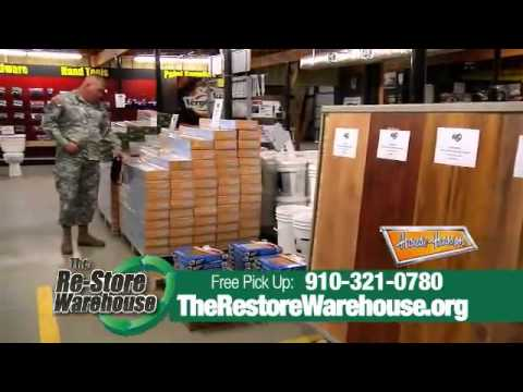 Restore Warehouse Redecorating Fayetteville Cheap Furniture Nc Youtube