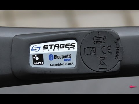 Stages Cycling Power Meter Review # 1