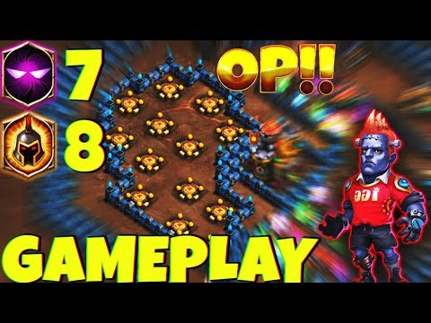 Creation-01 | 7 Unholy Pact | 8 WG | GAMEPLAY | CASTLE CLASH