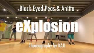 Baixar Black Eyed Peas & Anitta - eXplosion | Choreography by KAJI
