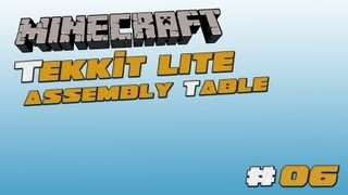 Tekkit Lite Tutorial - Assembly Table [HD+] (Deutsch)
