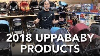2018 UPPAbaby Strollers & Car Seats | Vista, Cruz, Minu, G-Lite, G-Luxe, Mesa