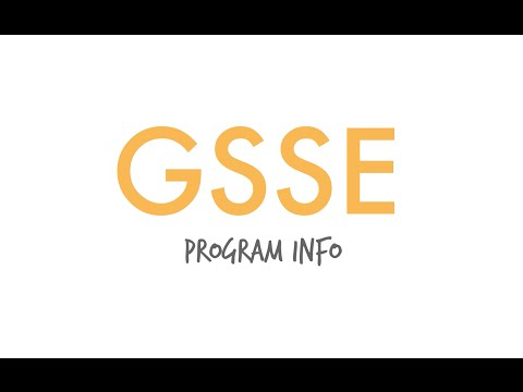 About the GSSE Program | SGS Thammasat