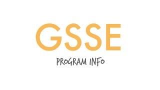 About the GSSE Program   SGS Thammasat