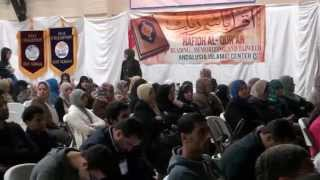 Andalusia Islamic School Yonkers MAS NY 2014 Islamic Stalls Muslim Children Annual Conference
