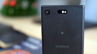 Sony Xperia XZ1 Compact - primjer videa 4K