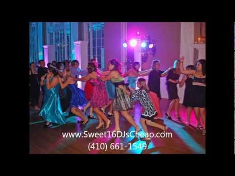 Sweet 16 DJs Cheap of Jacksonville Daytona Palm Coast Deltona FL Photographers