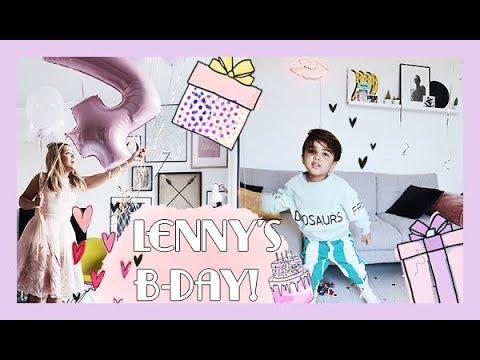 LENNY'S VERJAARDAG! + belangrijke mededeling - Jamie Li VLOG #83