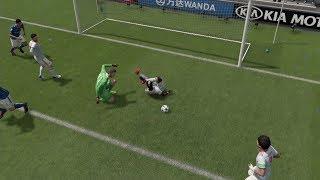 NAJBARDZIEJ KURIOZALNY GOL FIFA 19 W HISOTRII!!
