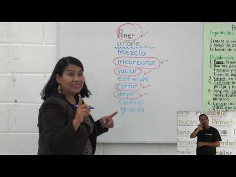 Primaria 3º Y 4º clase: 32 Tema: Los verbos en modo imperativo e infinitivo