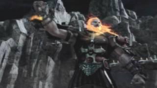 God of War - Spartan Mode - Walkthrough - Part 50  - Enfrentamiento contra Ares - HD