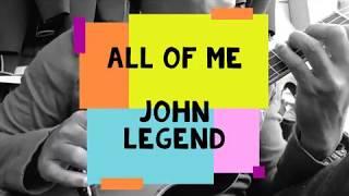 All Of Me ( John Legend ) - Ukulele Fingerstyle Cover